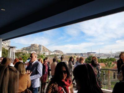 Seminario de Terapia Marina en Alicante