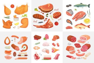 Alimentos con acido urico