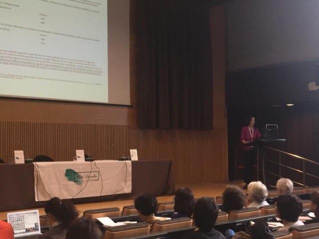 seminario terapia marina Barcelona 2018 ana Alesón enfermedades respiratorias