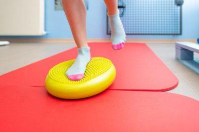 ejercicios propiocepcion tobillo