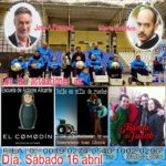 16 de Abril de 2016 – Gala Benéfica Power Chair España