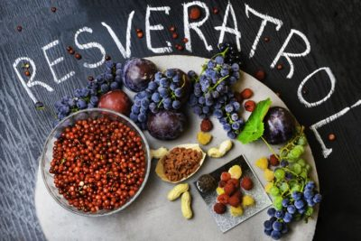 resveratrol propiedades