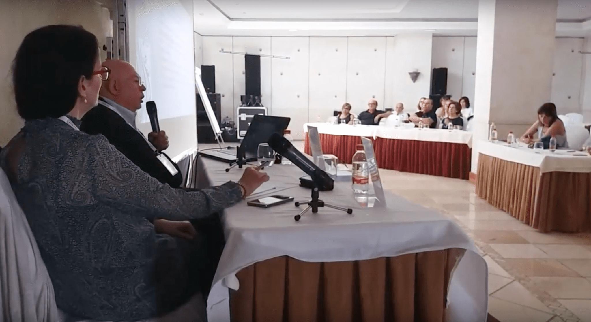 Dr. Marco Paya - Seminario Terapia Marina de Quinton en Castellón
