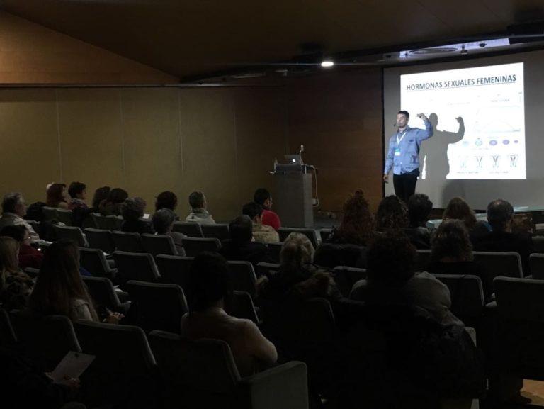 Dr. Antonio Hernandez Armenteros - Seminario de Terapia Marina de Granada