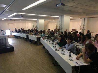 Seminario de Terapia Marina de Madrid 2019
