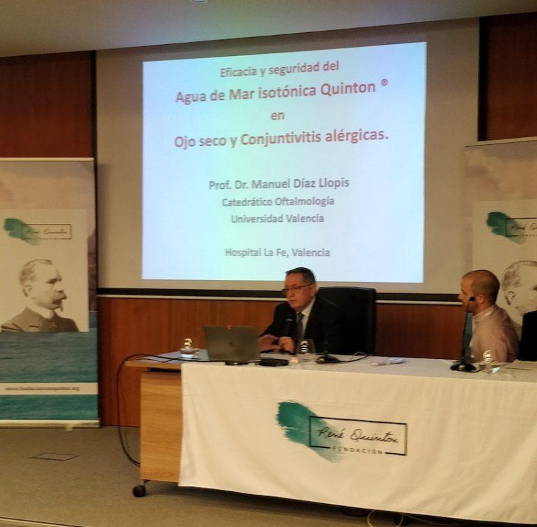 Dr. Diaz Llopis - Terapia Marina Alicante