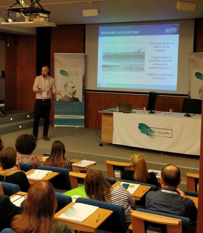 Guillermo Gosálbez - Seminario Terapia Marina Alicante
