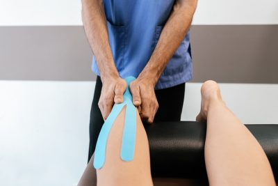 Kinesiologia y fisioterapia