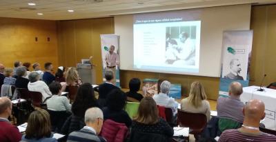 Seminario de Terapia Marina de Granada 2019