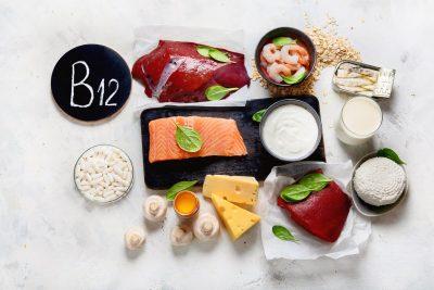 Homocisteína niveles normales y altos vitamina b12