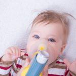 ¿Hay relación entre la bronquiolitis y el asma en niños? Te lo explicamos