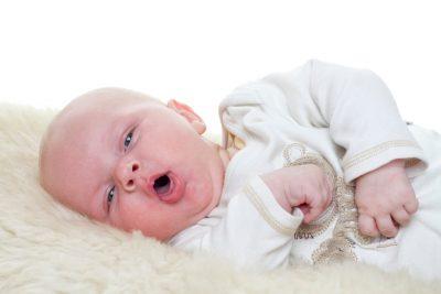 laringitis en bebes