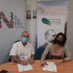 La Fundación René Quinton y la Comunidad Nazaret se unen gracias a la Terapia Marina