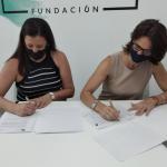 La Terapia Marina llega a la Fundación Uner de la mano de Fundación René Quinton